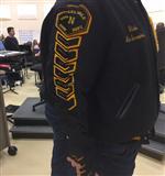 Award Jacket Right side
