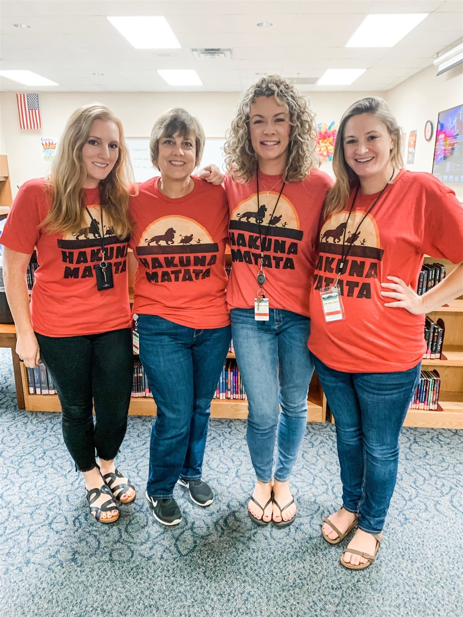 Meet Your Counseling Team: Mrs. George, Mrs. Lain, Mrs. Schott, and Mrs. Murphy
