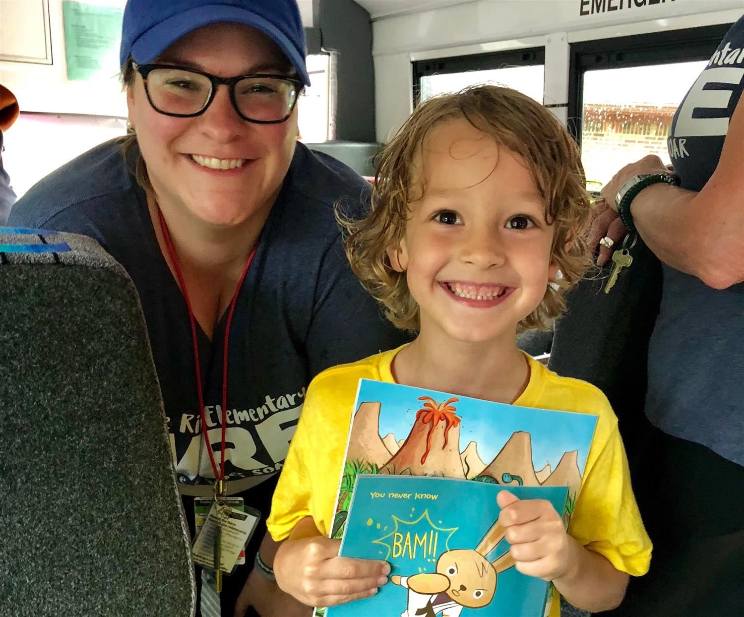 Summer Bookmobile