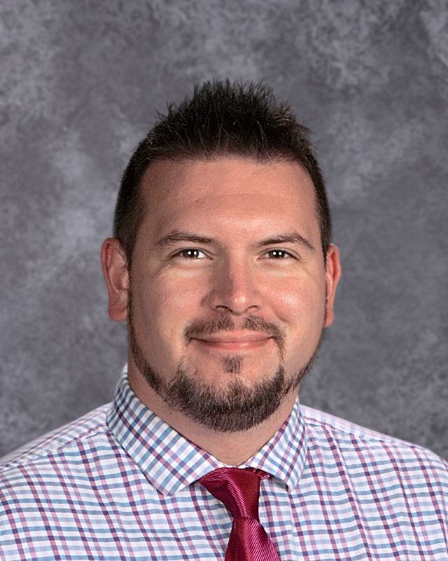 "Noblesville's Ruble Named ""Top Three"" Teacher in State"