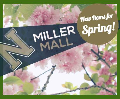 New Miller Mall Items for Spring!