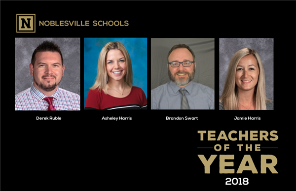 Teachers of Year