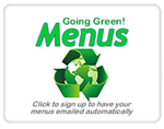 Sign up for Going Green emailed menus