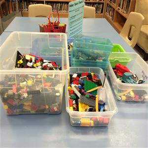 Maker Space Legos